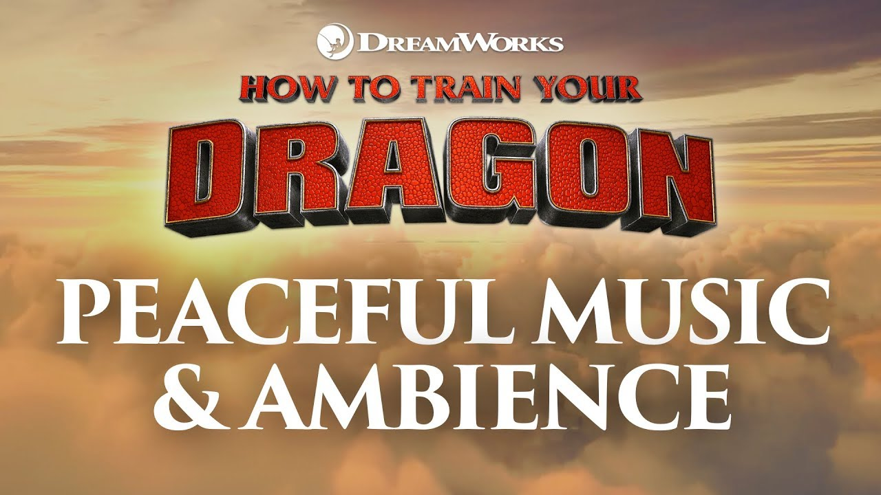 Download How to Train Your Dragon   Peaceful Theme Music & Ambience