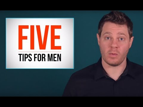 RE: 5 Ways Men Can Help End Sexism