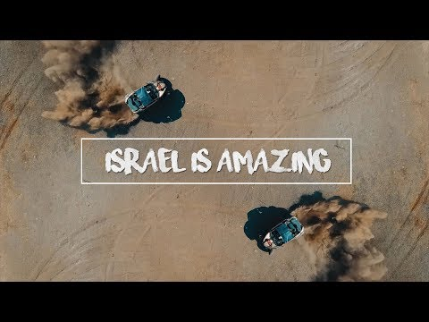 Israel Is Amazing X Ofer Yakov