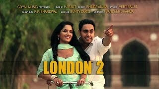 Harjot | London 2 | Goyal Music | New Punjabi Song | Latest Punjabi Songs