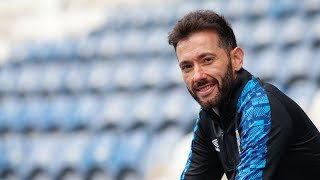 🗣 FIRST INTERVIEW | Carlos Corberán on becoming Huddersfield Town Head Coach