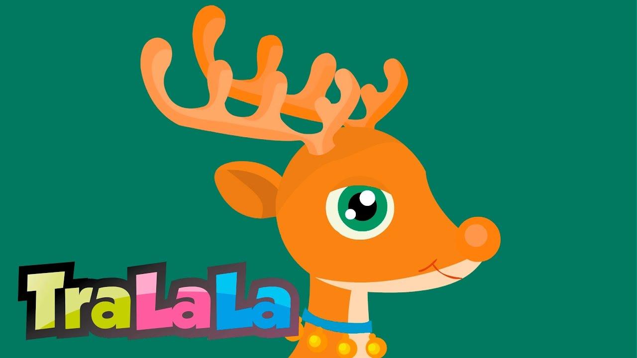 Renul - Cântece de iarnă pentru copii | TraLaLa