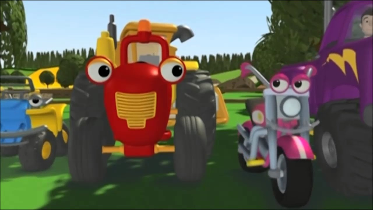 Tracteur tom compilation 16 fran ais dessin anime pour enfants tracteur pour enfants - Tracteur tom dessin anime ...