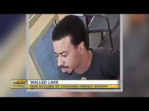 Man accused of touching himself at elementary school in Walled Lake