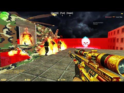Counter-Strike: Zombie Escape Mod - Ze_Classic_PG [YENİ GÜNCELLEME]