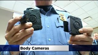 Minneapolis Police Demonstrate Body Cameras