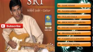 Kannada Karaoke Songs | Guitar Instrumental Songs | Nikhil Joshi