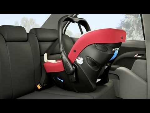 Instalare Scaun Auto Jane Strata - Fitting Instructions Video