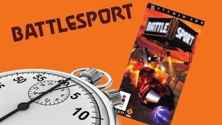 5 Minute Play: BattleSport (3DO)