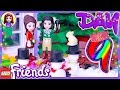 Lego Friends Day 9 Advent Calendar 24 in 1 Holiday Countdown 2016 Build Review - Kids Toys