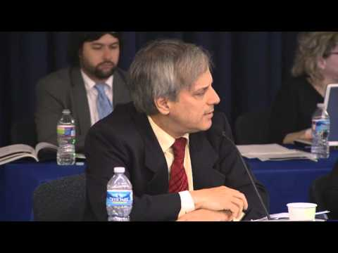 Public Question & Answer on Day 1 (CFSAC Spring 2013)