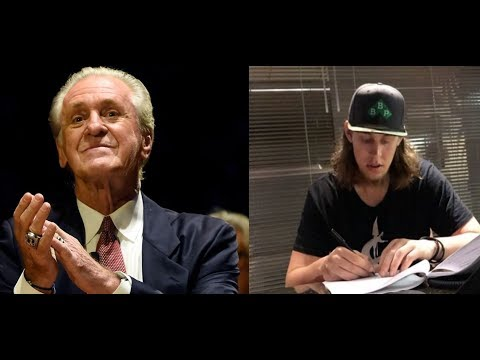 July 07, 2017- ESPN -Pat Riley gives Kelly Olynyk $50M Contract, Some believe he