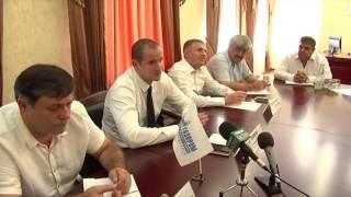 Для потребителей газа г. Дербент и Дербентского района проведен прием граждан