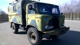 Выкупил ГАЗ-66 у АРМИИ - ВСЕ ОХРЕНЕЛИ что ПОЛУЧИЛОСЬ