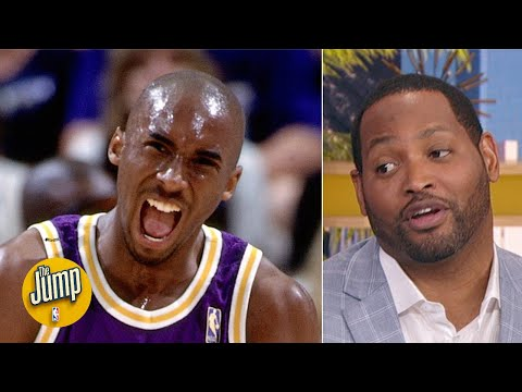 Robert Horry tells stories about young Kobe Bryant | The Jump