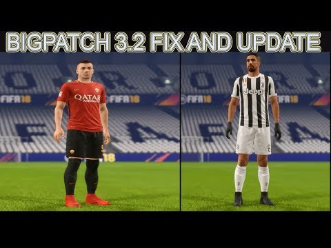 FIFA 18 MODS - NEW FACE,BOOTS AND SOME SQUAD