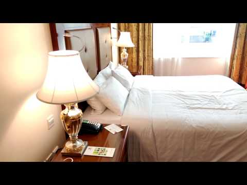 Dubai Holiday Inn Hotel in Bur Dubai - 4 star hotel review