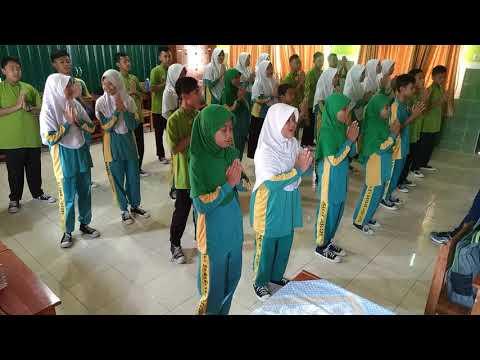 MTsN 1 Bandar Lampung; Talkshow Bahasa Arab 20190920 104227