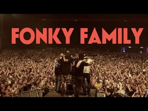 Fonky Family - Art De Rue - Live (Marsatac 2017)