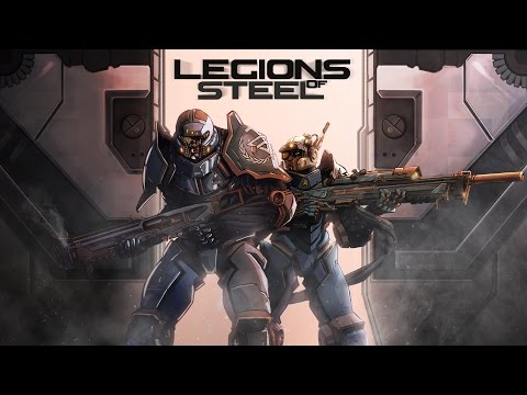 Legions of Steel Saturday Twitch Stream 1/2 - The Machines are here!