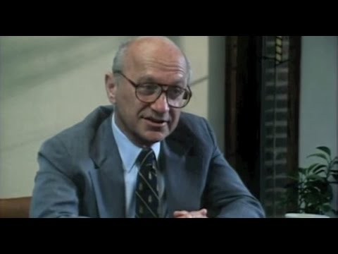 Why Free Markets Work: Milton Friedman on Political Economy
