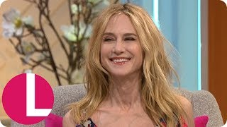 Holly Hunter Has to Stay Silent if She Wants to Be Anonymous | Lorraine