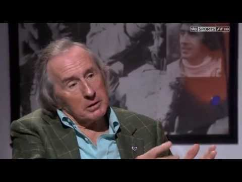 Legends of F1 - Jackie Stewart