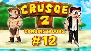 CRUSOE 2 - Ep. 12 - Twitch Fantabobshow - Fanta et Bob dans Minecraft