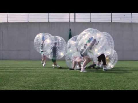 Astrobay Bubble Football 2013 - Renmore Galway