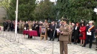Ziua Armatei Romane sarbatorita la Simleu Silvaniei ,2014