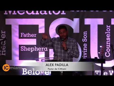 Dios de toda consolación - By: Alex Padilla