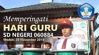 HUT PGRI 2018 SD NEGERI 060884 Medan Baru