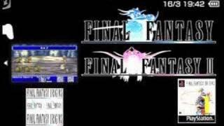 Eboot Final Fantasy Origins