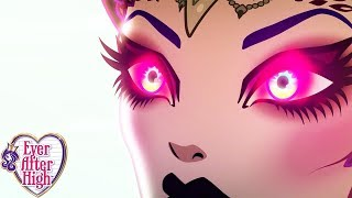 Ever After High | Dragon Games Mix | Team Snow White VS Team Evil Queen | Ever After High Official