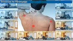 Fibromyalgia Exercises: 10 Stretches to Relieve Fibromyalgia Pain