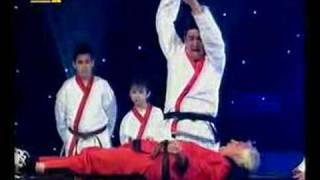 Chapkoondo Show 2 - ΕΛΛΑΔΑ ΕΧΕΙΣ ΤΑΛΕΝΤΟ 1