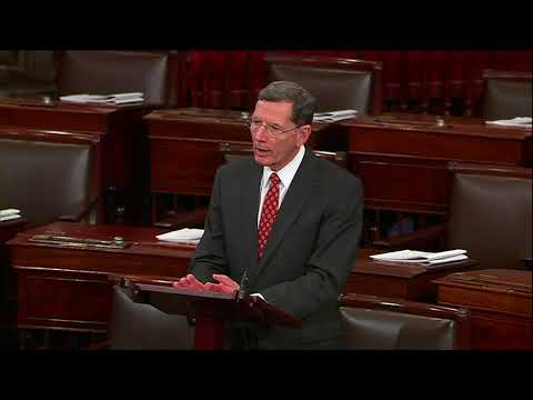 Barrasso: Economists Expect Strong Growth from Tax Relief