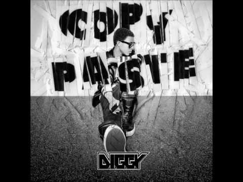DIGGY   COPY PASTE(SLOWED DOWN)