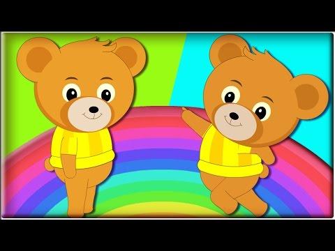 Teddy Bear Teddy Bear Turn Around | Nursery Rhymes Collection | Cute Songs for Children