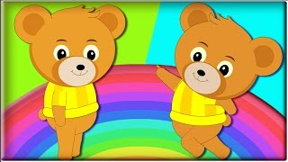 Teddy Bear Teddy Bear Turn Around | Nursery Rhymes Collection | Cute Songs for Children
