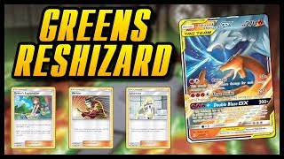 Playing some games with Blaine Hill's Greens ReshiZard
