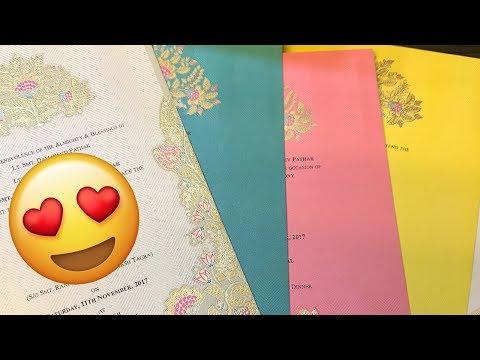 My Wedding Invitations!