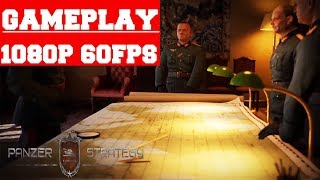 Panzer Strategy Gameplay (PC)
