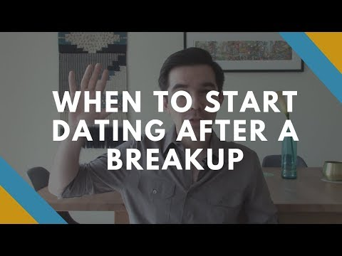 Is it healthy to start dating after a break up