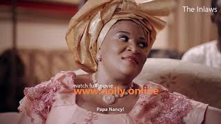 Charles Inojie fights with his Inlaws Nigerian Nollywood  Comedy Movie  wwwnollyonline