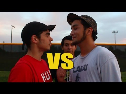 Epic Grudge Match - David VS Chowder Round 2