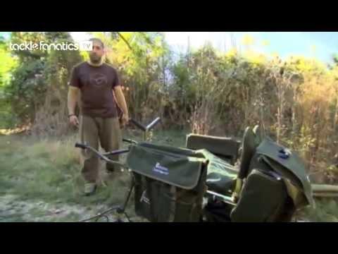 Tackle Fanatics TV - Prestige Carp Porter Mk2