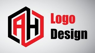 How to Professional Logo Design - Adobe Illustrator cc