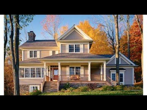 Como hacer una casa de madera estilo americano youtube for Casas estilo americano interiores