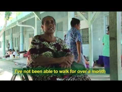 Australian Orthopaedic Surgeons in Kiribati